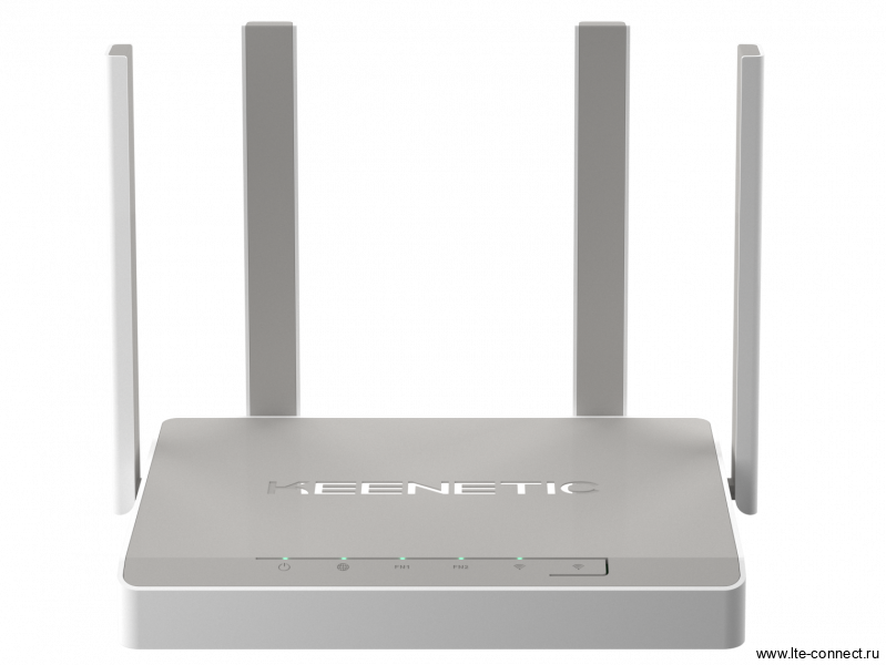 Роутер Keenetic ULTRA (KN-1810) AC2600 Dual Band Smart Wi-Fi Gigabit Router with Power Amplifiers, Dual Core CPU, Managed Switch