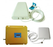 Репитер GSM сигнала Repeater RF GSM900/3G(Lintratek) (до 300 м2)